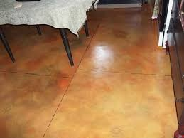 Concrete Floor Bathroom - painted concrete floors