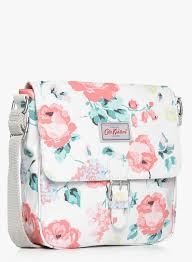 buy cath kidston regent u0027s white multicoloured mini satchel bag for