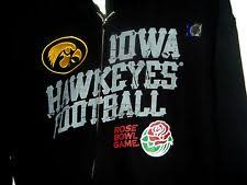 iowa hawkeyes sweatshirt college ncaa ebay