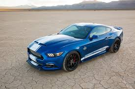 shelby mustang snake ford and shelby celebrate 50th anniversary with a 750hp 2017