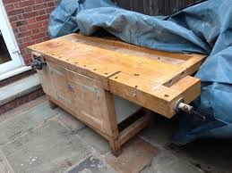 Woodworking Hand Tools Uk by Now Sold Emir Ex Woodwork Benche For Sale Ukworkshop Co Uk