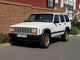 jeep cherokee xj 2 5 td sport lhd 1998 for 1 850 00 uk