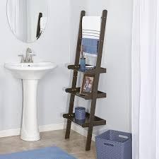 bathroom ladder shelves 50 amazing shabby chic bathroom ideas