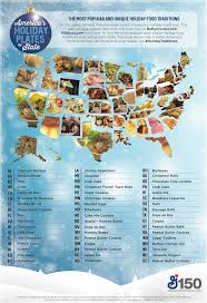 Holiday Florida Map by Most Popular Holiday Foods A Taste Of General Mills
