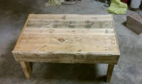 Wood Coffee Table Designs Plans by Ana White Recycled Pallet Wood Coffee Table Diy Projects