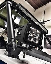polaris rzr light bar polaris rzr 1000 2014 rzr 900 30 led light bar roof mounts