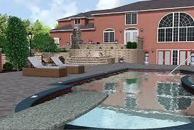 Virtual Backyard Design by Free Landscape Design Software Online 3d Downloads