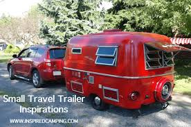 Small travel trailers 2018 style history renovation and