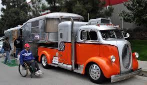 Vintage Ford Truck Camper - just a car guy most impressive rod truck and trailer i u0027ve