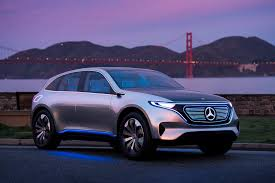 concept mercedes british magazine gets ride in all electric mercedes eq concept