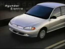 hyundai accent commercial song hyundai elantra commercial 1998
