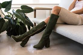 s knee boots on sale womens suede knee high boots boots dear frances