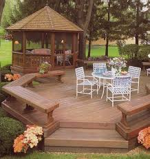 Backyard Deck Pictures best 25 deck gazebo ideas on pinterest gazebo ideas pergola