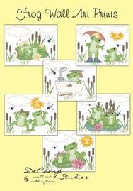 Frog Nursery Decor Saturday Frogmania Rug