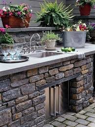 Outdoor Bbq Best 25 Outdoor Barbeque Area Ideas On Pinterest Outdoor