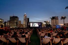 Botanical Gardens Open Air Cinema The Best Outdoor Cinemas Around The Country The New Daily
