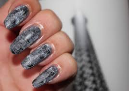 dry brush nail art graffic and urban special beginner without