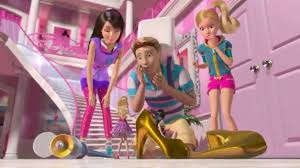 barbie life in the dreamhouse episodes 6 party foul video