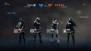 siege complet toxic rainbow 6 siege players