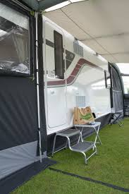 Kampa Caravan Awnings Kampa Frontier Air Pro Large Inflatable Caravan Awning 2017