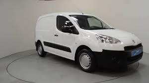 peugeot van used 2013 peugeot partner van used vans portadown shelbourne