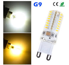 Halogen Shop Light G9 Led Light Bulbs With Best 5 Watt Equivalent To 40 Halogen Bulb