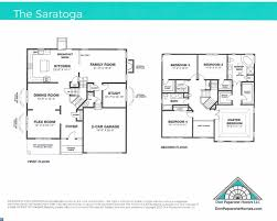 standard 3 car garage size bradford at rosedale new homes in