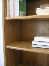 Bookcase Shelf Support Bookcase 31