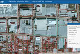 map of cleveland clinic who will and won t pay for their water polluting lots