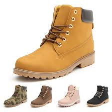 hiking boots s australia ebay hiking boots womens flat ankle desert combat chelsea