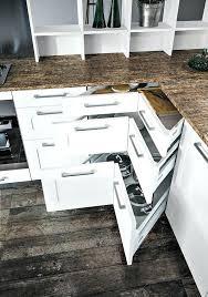 meuble bas d angle cuisine cuisine meuble bas meuble dangle space corner sur modale de