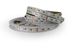 ip67 led strip lights 4 chips in one led smd5050 rgbw led strip light series manufacturers