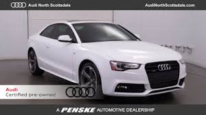 audi a5 coupe used used audi a5 at bmw scottsdale serving az
