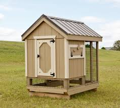 Backyard Chicken Coup by All In One 4x6 Chicken Coop Plus Run Up To 7 Chickens Pet