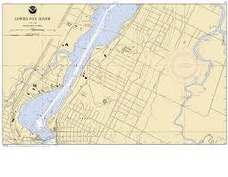 Map Of Green Bay Wisconsin by Fox Locks De Pere