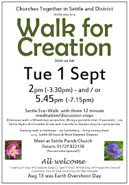 1st sept a prayer walk for the care of creation u2013 green christian