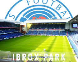 the joy of six great british grounds football the guardian 6 ibrox stadium