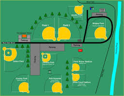 Athens Ohio Map by Athens Sandlot Athens Oh Baseball And Softball Softball