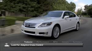 lexus ls features 2012 lexus ls 600h l used car report youtube