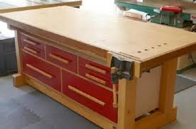 table saw workbench plans diy shaker workbench plans woodworking session