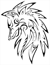 wolf tattoo by masae on deviantart