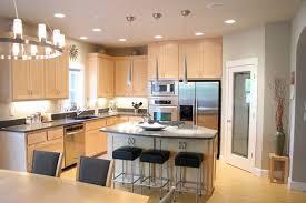 light maple cabinets houzz