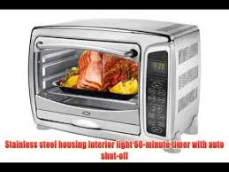 Best Convection Toaster Ovens Toaster Ovens Best Rated Oster 6058 6 Slice Digital Convection