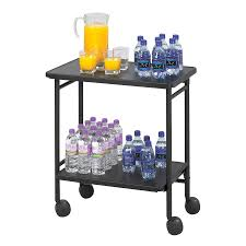 Folding Kitchen Cart by Folding Office Cart Safco Products