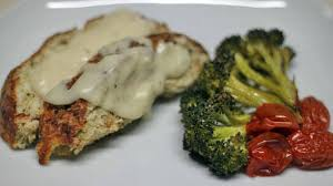 rachael ray roasted broccoli turkey meatloaf with creamy asiago gravy roasted broccoli and