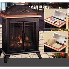 Portable Indoor Outdoor Fireplace by Portable Indoor Electric Fireplace Outdoor Patio Fireplaces