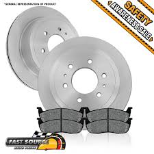 nissan armada for sale bahrain rear 320 mm brake oe rotors and metallic pads kit fits qx56 nissan