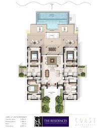 the residences floor plan jpg 1797 2295 ai fp 4r pinterest