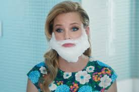 aflac commercial actress in gym elizabeth banks is weird woman of your dreams realtor com