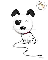 gosear cute dog diy home room decor wallpaper wall sticker night